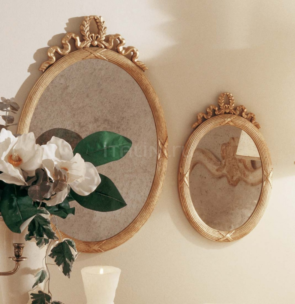 Настенное зеркало VENERE e VERBENA Giusti Portos