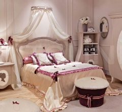 Кровать SILHOUETTE фабрика Giusti Portos