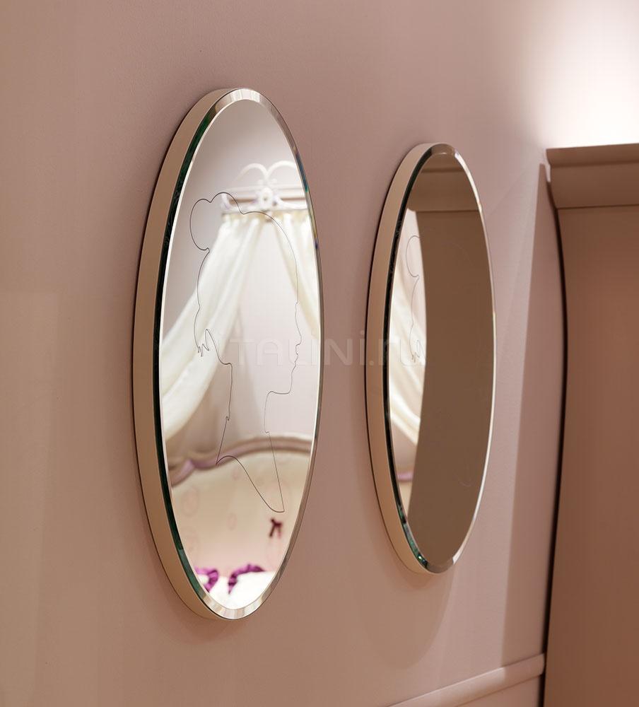 Настенное зеркало SILHOUETTE 146 Giusti Portos
