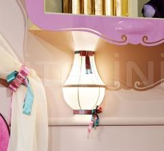 Настенная лампа FIOCCO 526 фабрика Giusti Portos