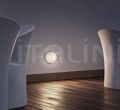 Настенный светильник Mini Button фабрика Flos