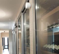 Итальянские настенные светильники - Настенный светильник Wan C/W фабрика Flos