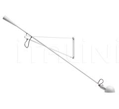 Итальянские настенные светильники - Настенный светильник 265 фабрика Flos