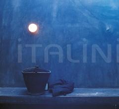 Потолочный светильник Mini Glo-Ball C/W фабрика Flos