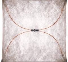 Итальянские настенные светильники - Настенный светильник Ariette 3 фабрика Flos