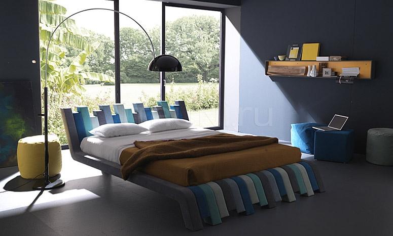 Кровать Cu.bed Color Bolzan Letti