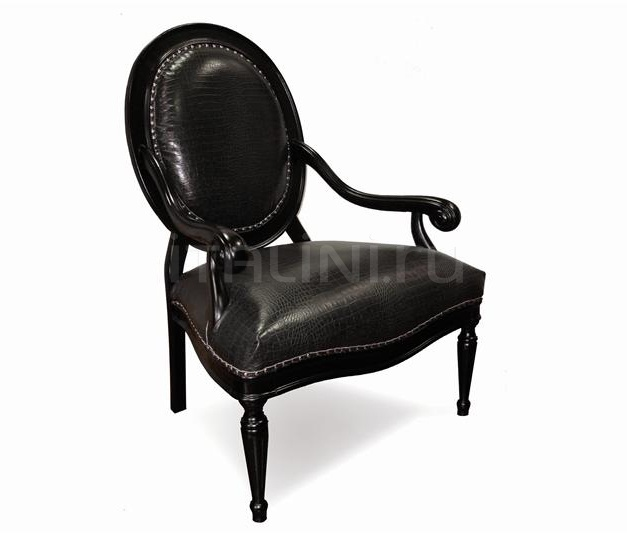 Кресло ATOLLO nero Mantellassi 1926