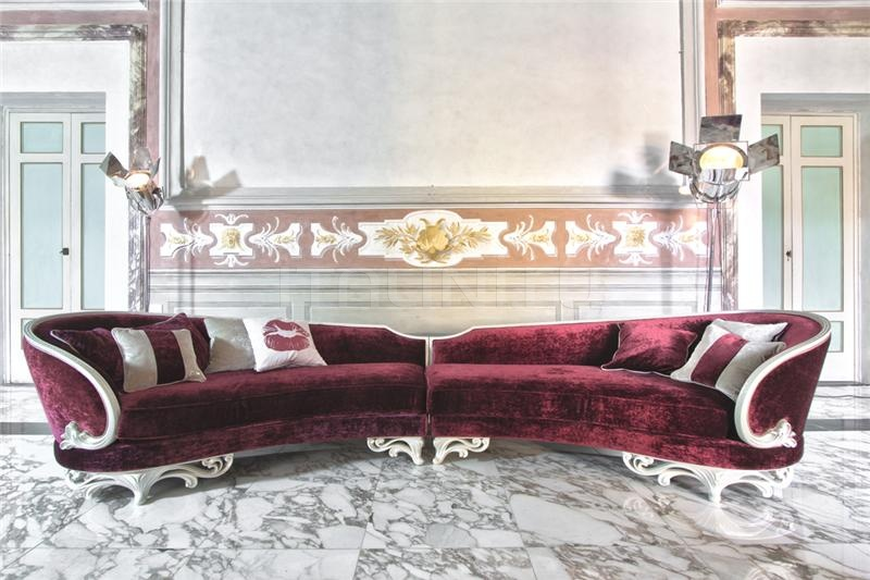 Модульный диван NARCISO Mantellassi 1926