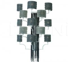 Настенный светильник Eccentrica EC08 фабрика Patrizia Garganti (Baga)
