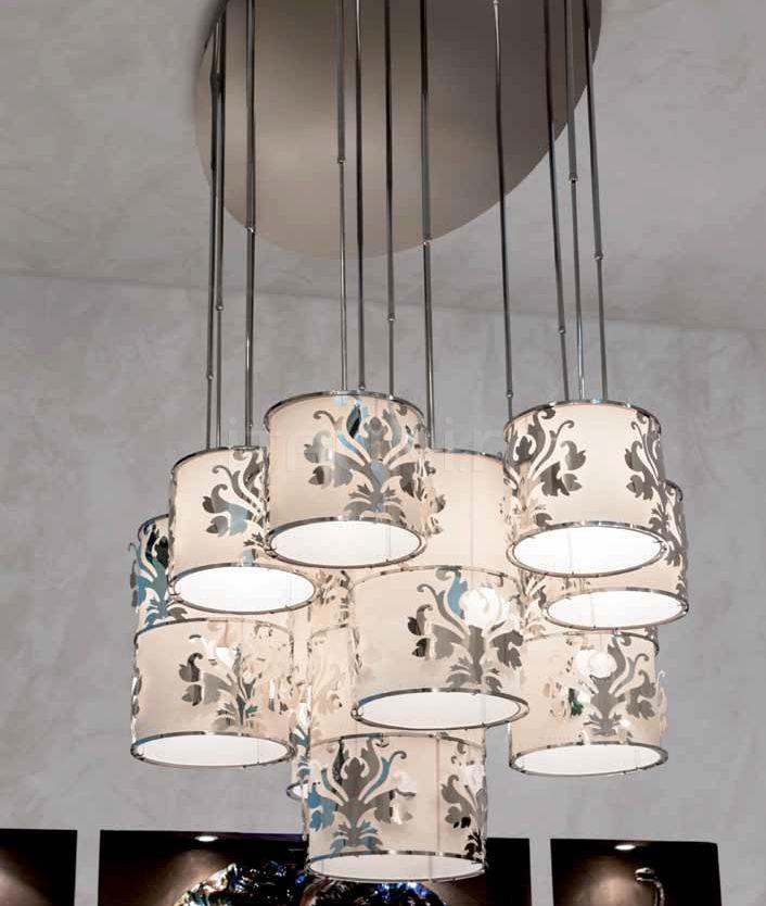 Подвесная лампа Cellini Mantellassi 1926
