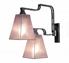 Настенный светильник Ricercata RC04 фабрика Patrizia Garganti (Baga)