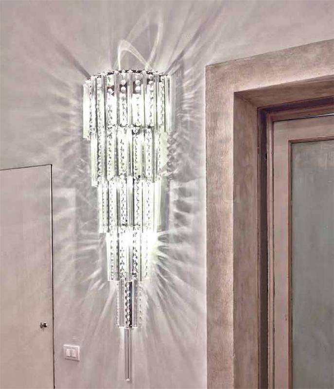 Настенная лампа Scintilla Mantellassi 1926