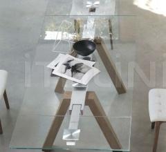 Раздвижной стол ARON фабрика Bontempi Casa