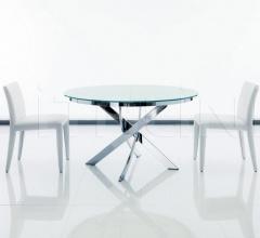 Раздвижной стол BARONE фабрика Bontempi Casa