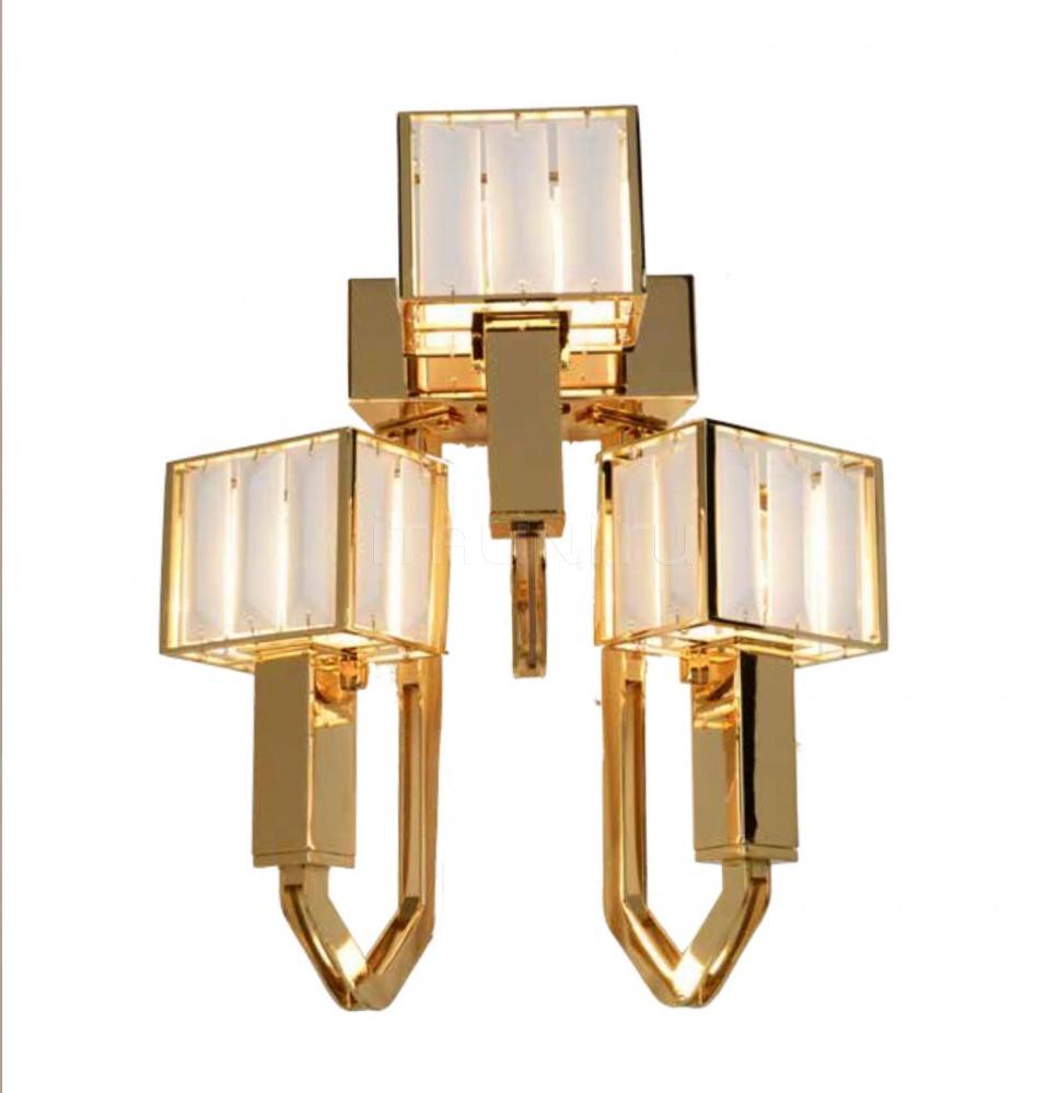 Настенный светильник Angie A09G2 Patrizia Garganti (Baga)