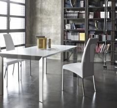 Раздвижной стол GENIO фабрика Bontempi Casa