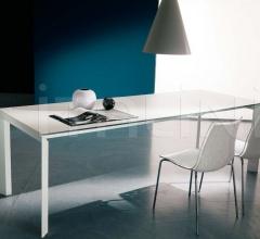 Раздвижной стол MASAO фабрика Bontempi Casa