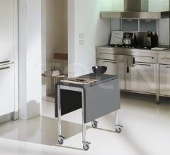 Сервировочный столик FLASH фабрика Bontempi Casa