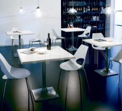 Итальянские барные столы - Барный стол NEW ALIS фабрика Bontempi Casa