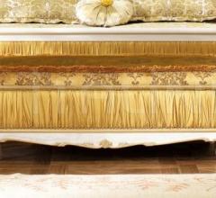 Итальянские скамьи прикроватные - Скамья 5020 фабрика Bakokko