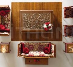 Трехместный диван 4034 red фабрика Bakokko
