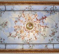 Итальянские декоративные панели - Подвесной потолок 4090AB фабрика Bakokko