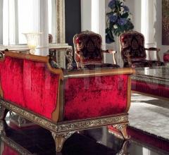 Двухместный диван 4033 red фабрика Bakokko