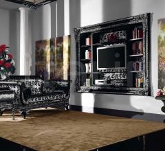 Двухместный диван 4033 black фабрика Bakokko