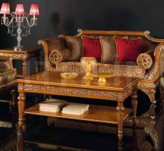 Двухместный диван 4033 brown фабрика Bakokko