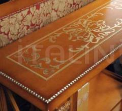 Консоль ретро-диван 4012 brown фабрика Bakokko