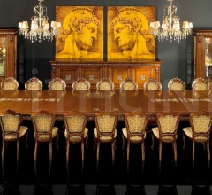 Итальянские столы для конференц зала - Стол 4051/T фабрика Bakokko