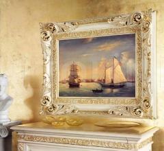 Итальянские рамки для фото и картин - Рамка 4031AB фабрика Bakokko