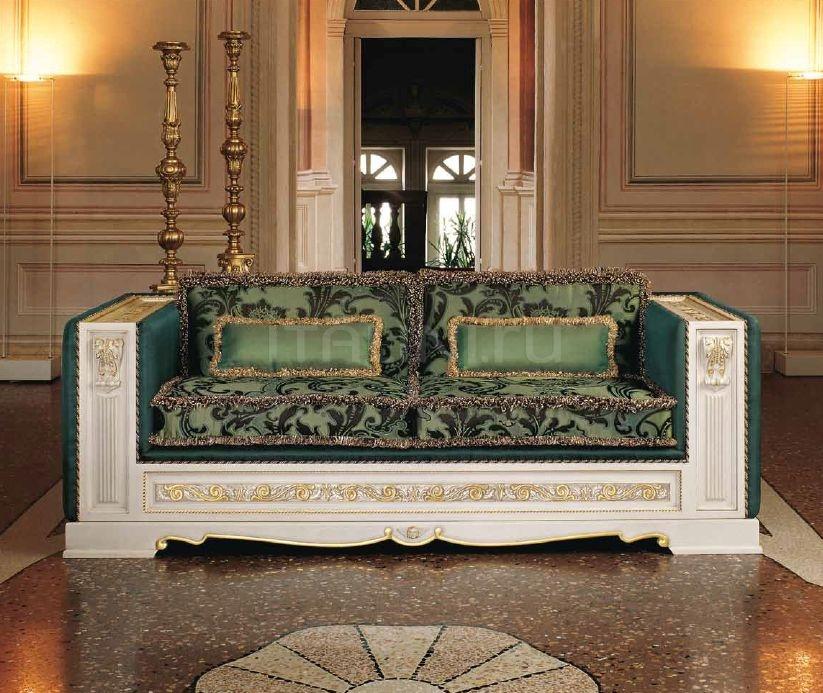 Трехместный диван 4017 ivory Bakokko