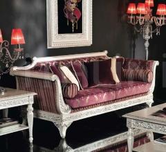 Трехместный диван 4034 purple фабрика Bakokko