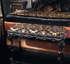 Итальянские скамьи прикроватные - Банкетка 4554/L фабрика Bakokko