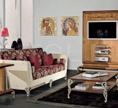 Трехместный диван 1879/L3 ivory фабрика Bakokko