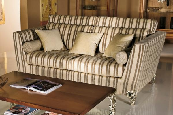 Двухместный диван 1879/L2 beige Bakokko
