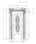 Дверь DR105CB/V Bakokko