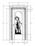 Дверь DR105C/D Bakokko