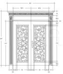 Дверь DR107/GL Bakokko