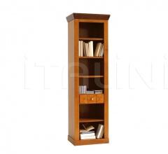 Книжный стеллаж E8180 фабрика Selva