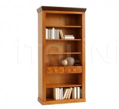 Книжный стеллаж E8181 фабрика Selva