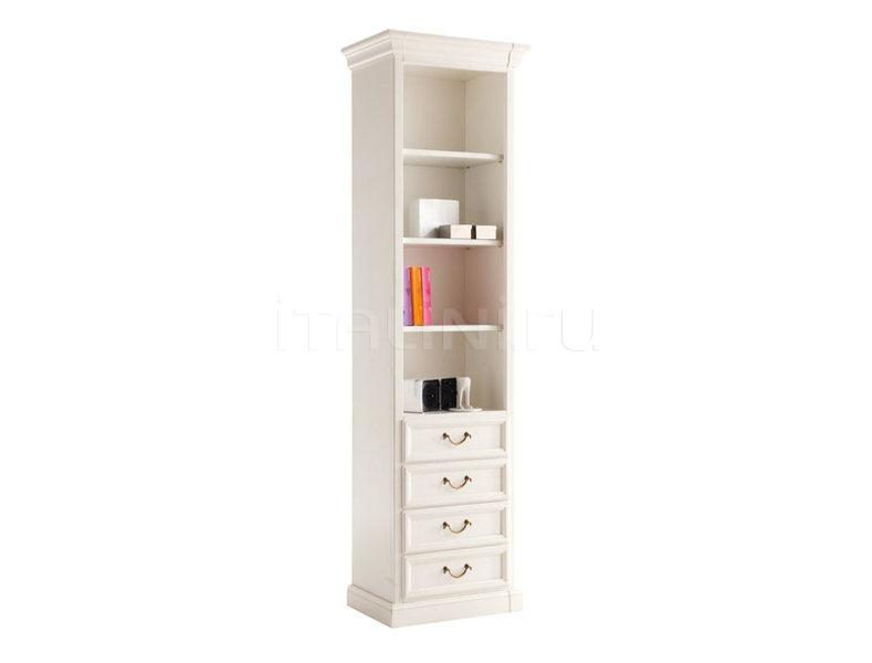 Книжный шкаф mirabeau e8115 (кабинеты selva) итальянская меб.
