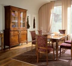 Стул с подлокотниками Bellagio 1686 фабрика Selva
