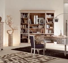 Книжный стеллаж Louis Philippe 8081 фабрика Selva