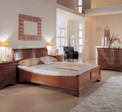 Кровать Louis Philippe фабрика Selva