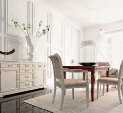 Раздвижной стол Villa Borghese 3374 фабрика Selva