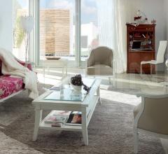 Двухместный диван Villa Borghese 1375 фабрика Selva