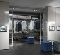Гардероб Open фабрика Besana