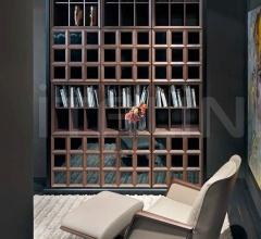 Книжный стеллаж Domus Nova фабрика Besana